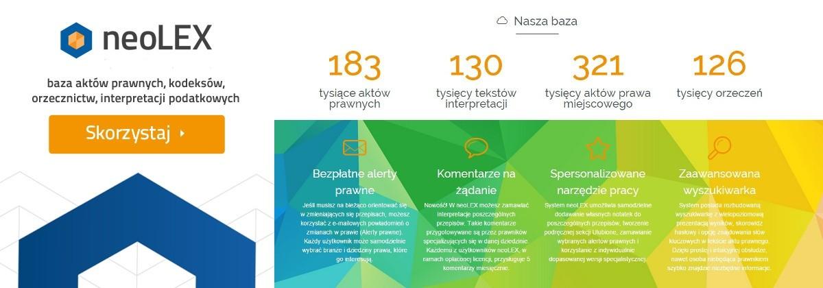 neolex-system-informacji prawnej