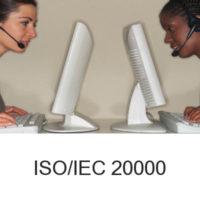 Certyfikat ISO 20000