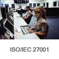 Certyfikat ISO/IEC 27001