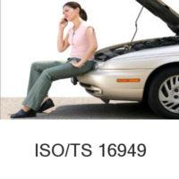 Certyfikat ISO/TS 16949