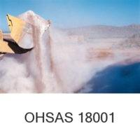 Certyfikat OHSAS 18001 PN-N 18001