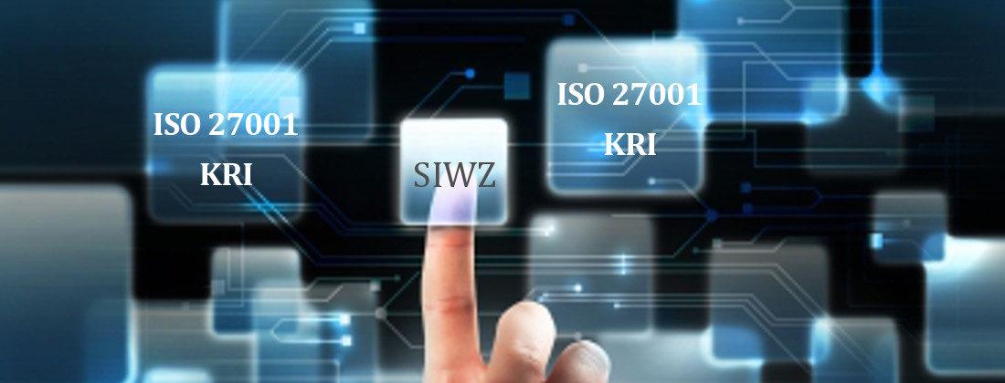 Przykładowy SIWZ Krajowe Ramy Interoperacyjności ISO 27001