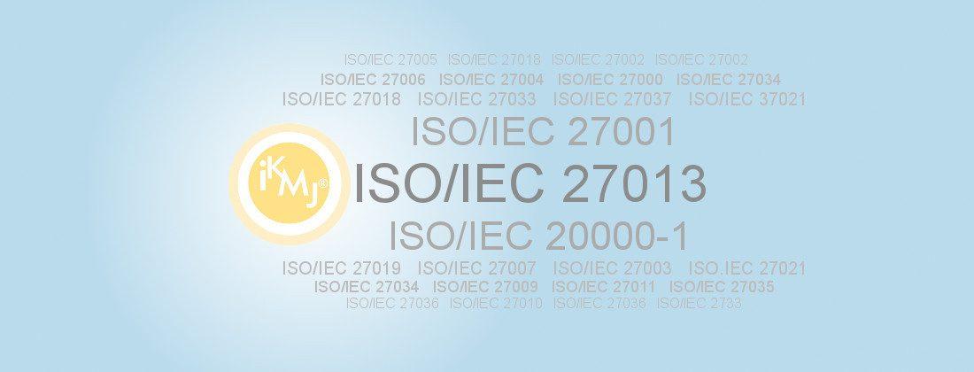 ISO/IEC 27013